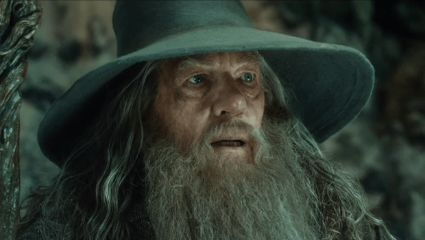 The Hobbit - The Desolation of Smaug - Gandalf