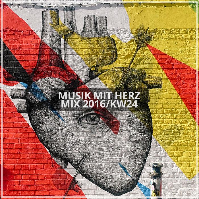 Musik mit Herz - Mix 2016/KW24