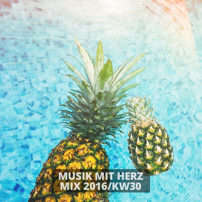 Musik mit Herz - Mix 2016/KW30